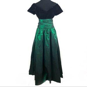 Gorgeous vintage 90's gown dress